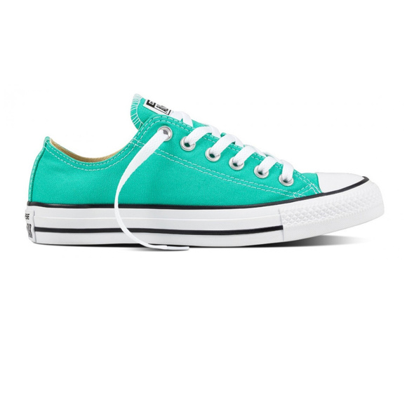 Converse Women's Chuck Taylor All Star Low (Menta)